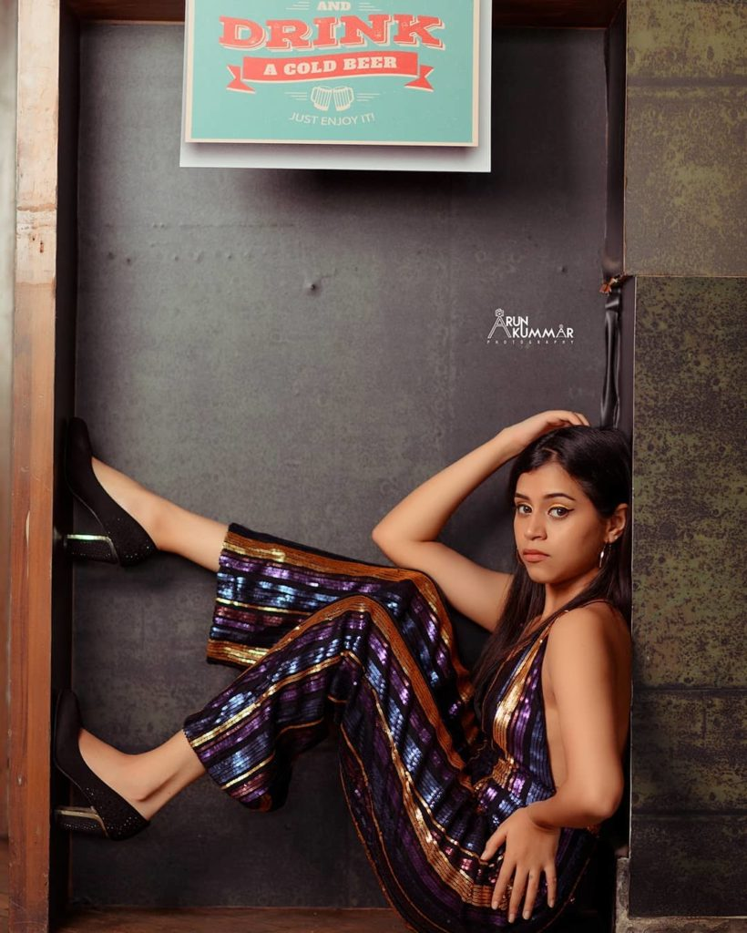 , Nisha Hegde Biography, Age, Images, Height, Figure, Net Worth