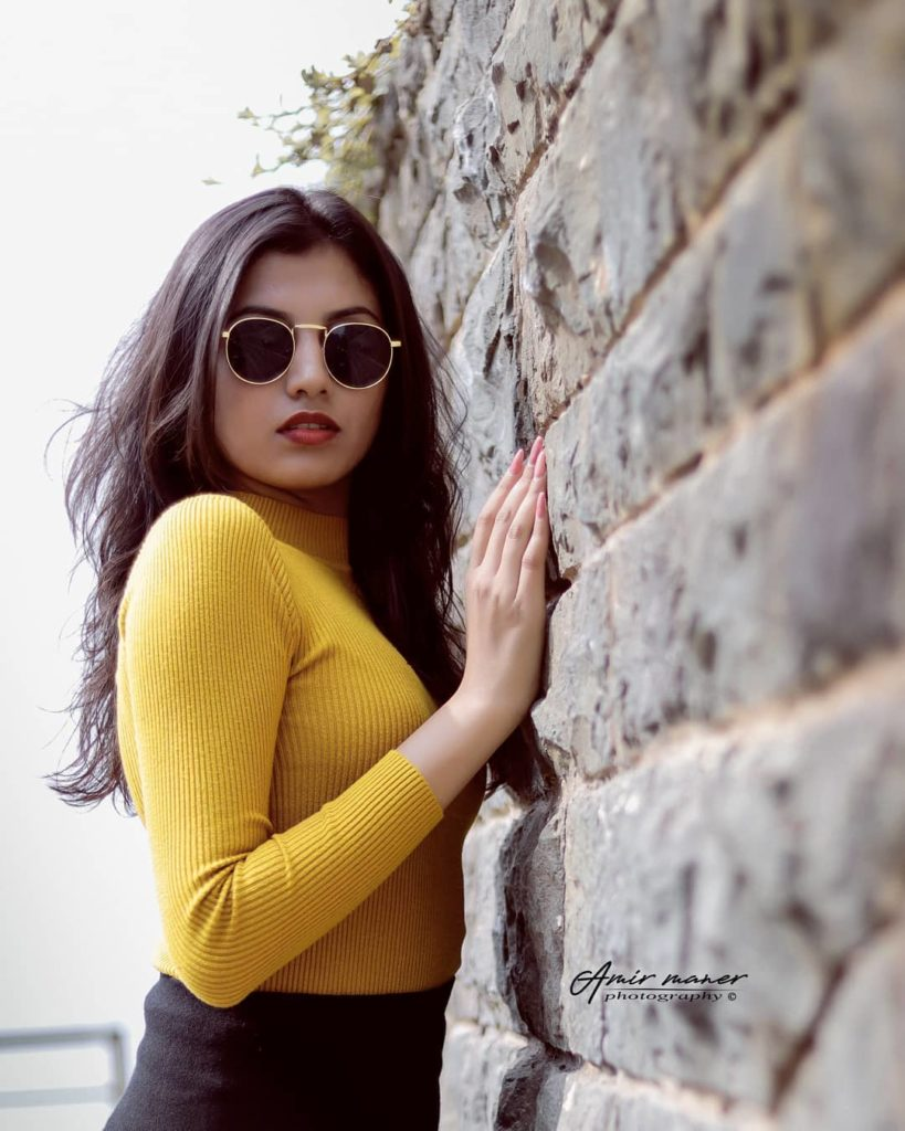 , Prachi Gharge Biography, Age, Images, Height, Figure, Net Worth