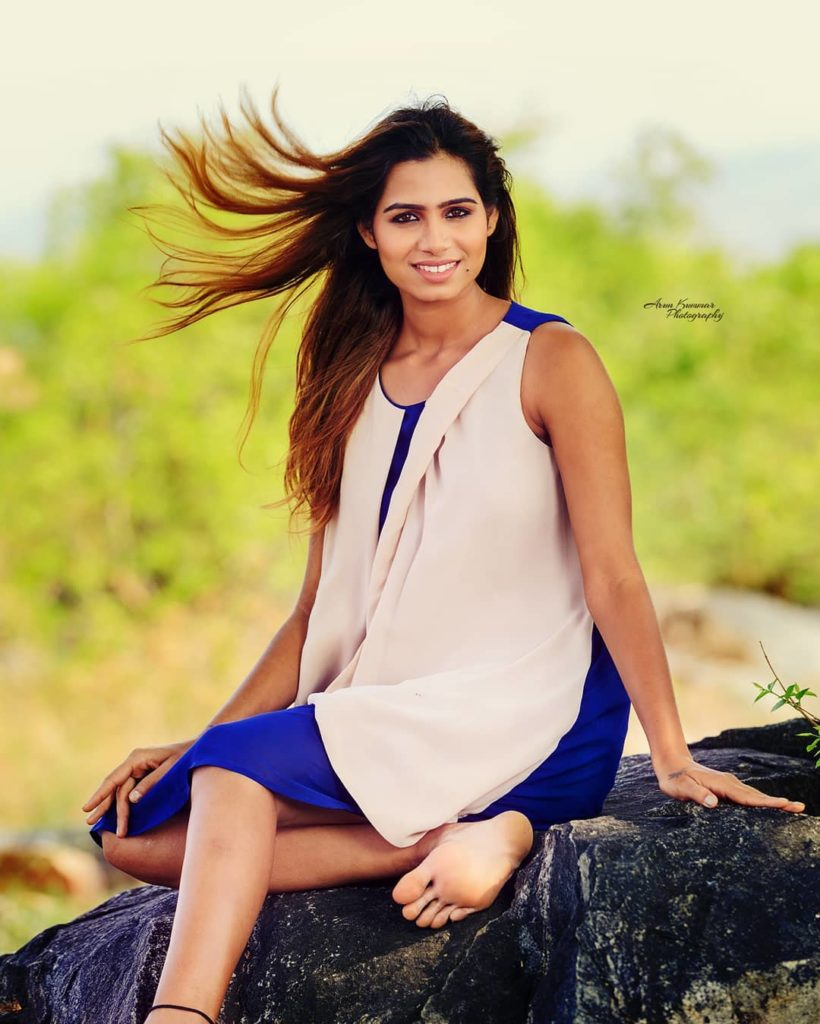 , Prakruthi Biography, Age, Images, Height, Figure, Net Worth