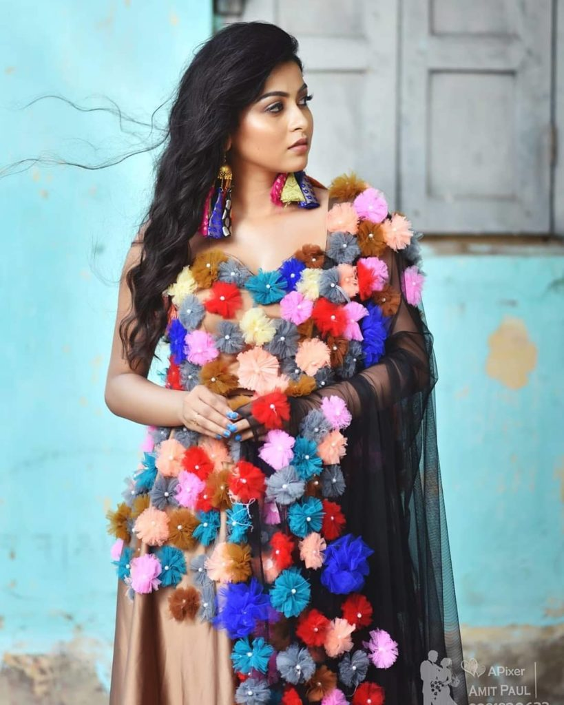, Sayantika Biswas Biography, Age, Images, Height, Figure, Net Worth