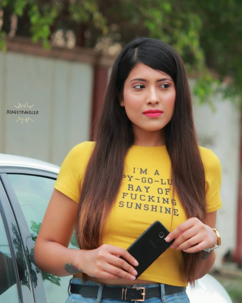 , Tanisha Aggarwal Biography, Age, Images, Height, Figure, Net Worth