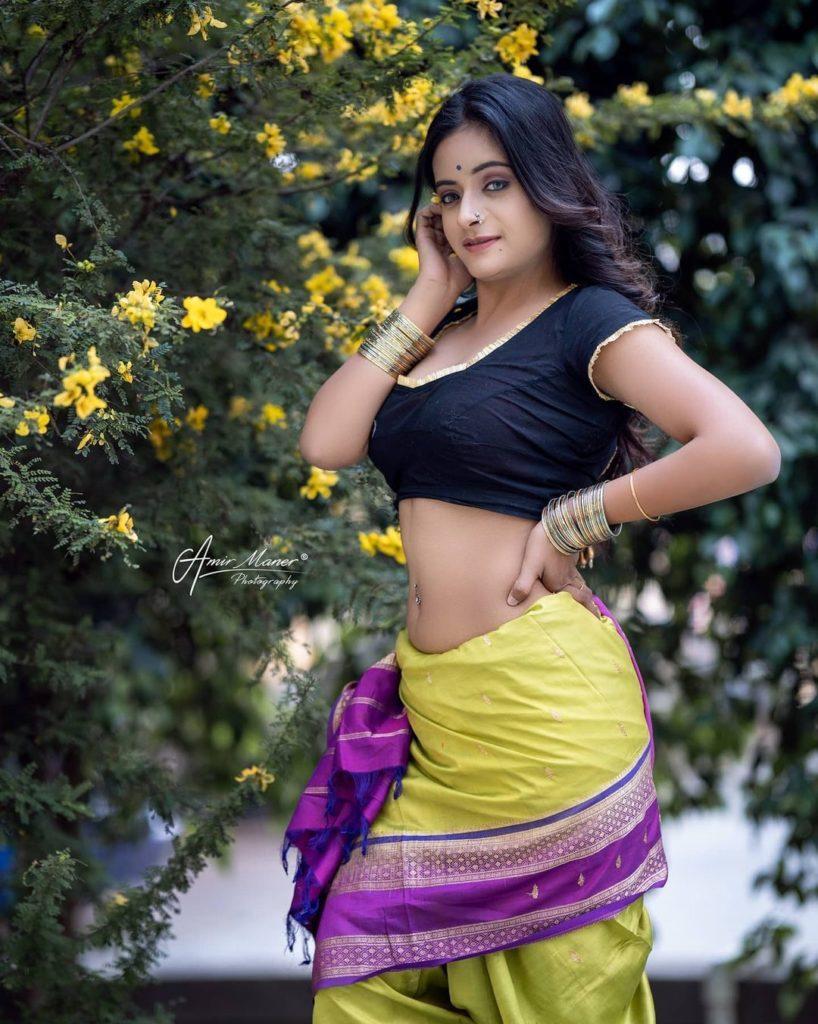 , Vaishnavi Kulkarni Biography, Age, Images, Height, Figure, Net Worth