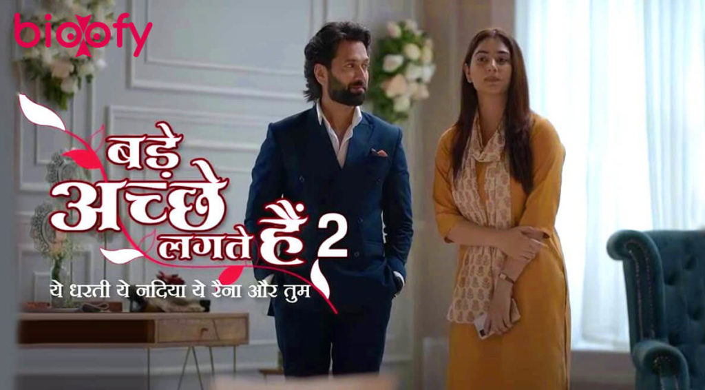 , Bade Achhe Lagte Hain 2 (Sony TV) Cast and Crew, Roles, Release Date, Story
