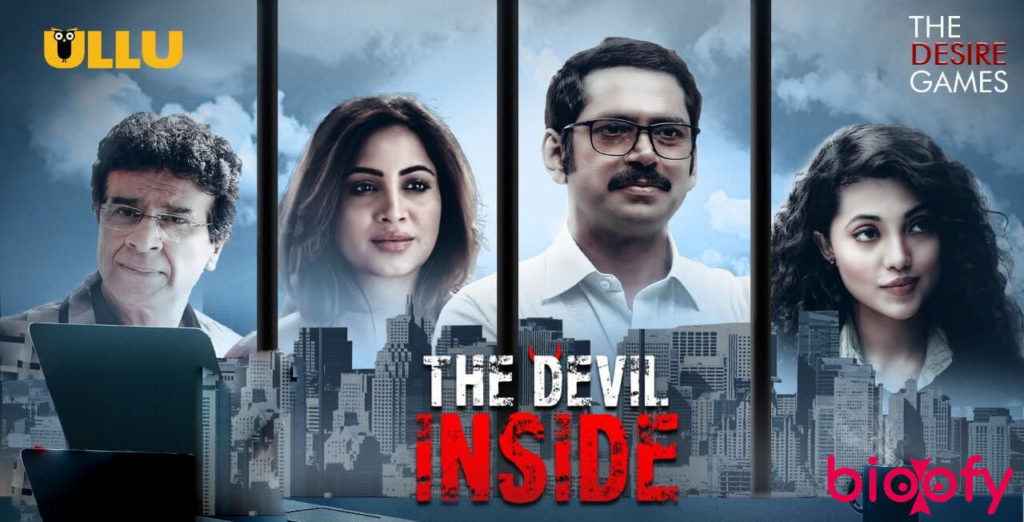 , The Devil Inside (Ullu) Cast and Crew, Roles, Release Date, Story