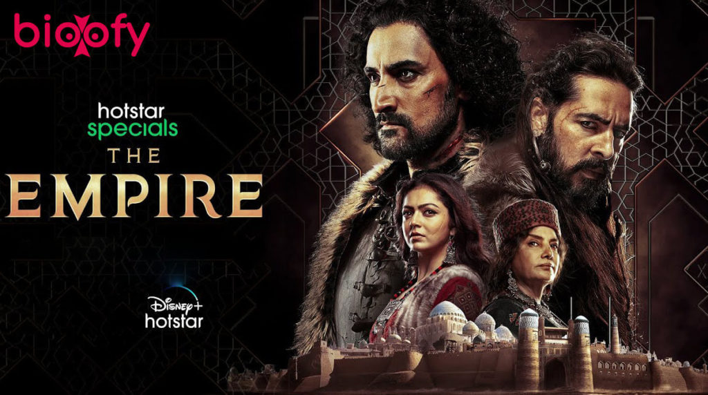 , The Empire (Hotstar) Cast and Crew, Roles, Release Date, Story